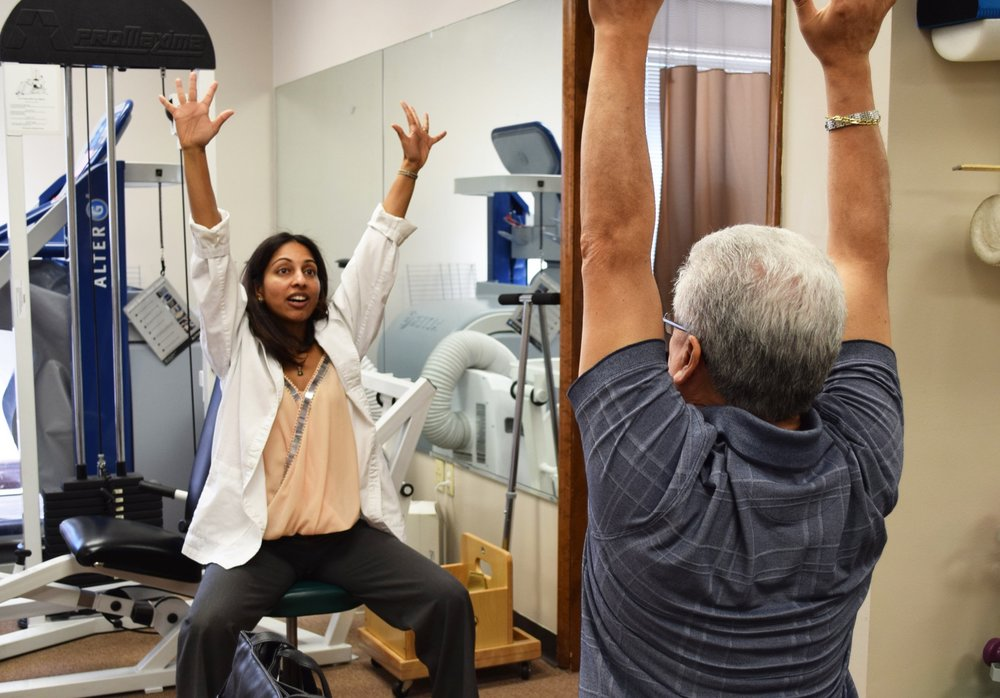 Reach For New Levels Of Movement With The LSVT BIG Physical Therapy Program In Elizabeth