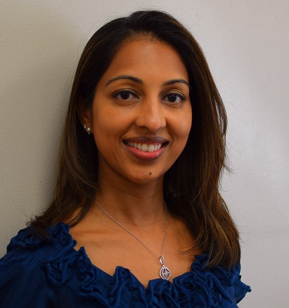 physical therapist elizabeth nj asha koshy back pain relief