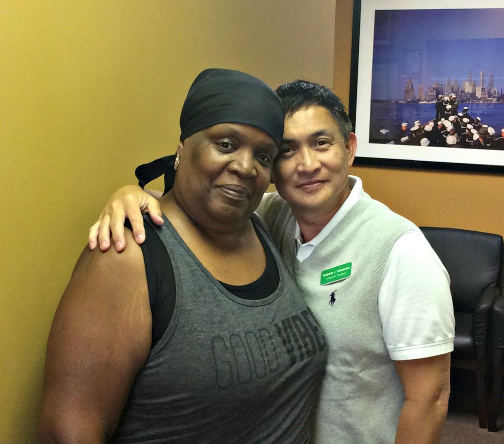 jersey city physical therapy specialist humberto colmenares and patient complete physical rehabilitation.jpg