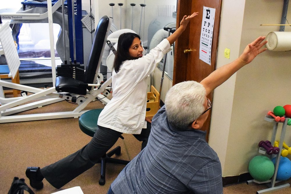 Skilled Physical Therapy care is the best non-invasive, exercised based therapy that's PROVEN to get rid of back pain prevent recurring symptoms in the future
