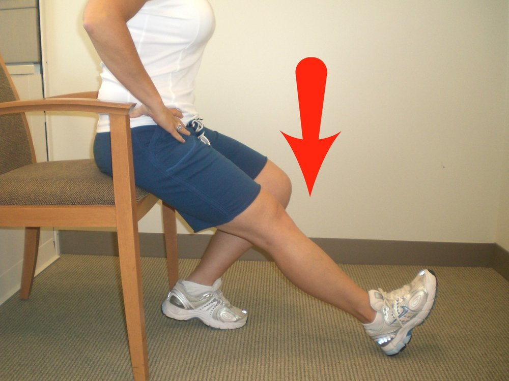 Simple Knee Strengthening Exercises Jersey City Elizabeth Nj Pt