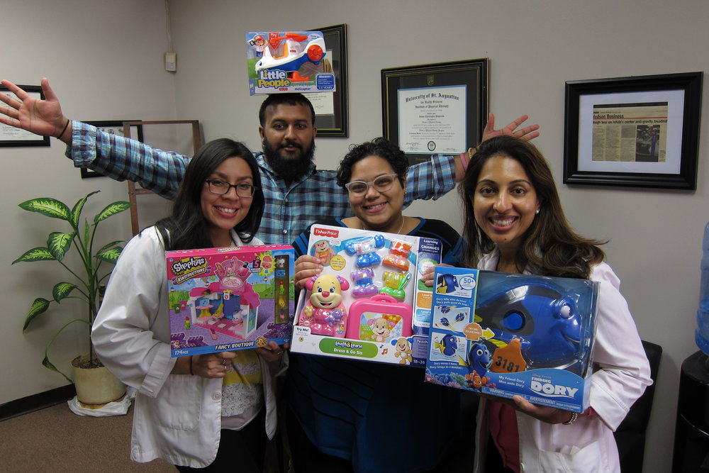 jersey city physical therapy elizabeth nj complete physical rehabilitation toys for tots.JPG