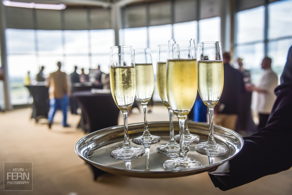 Corporate event photography at Cheltenham race course