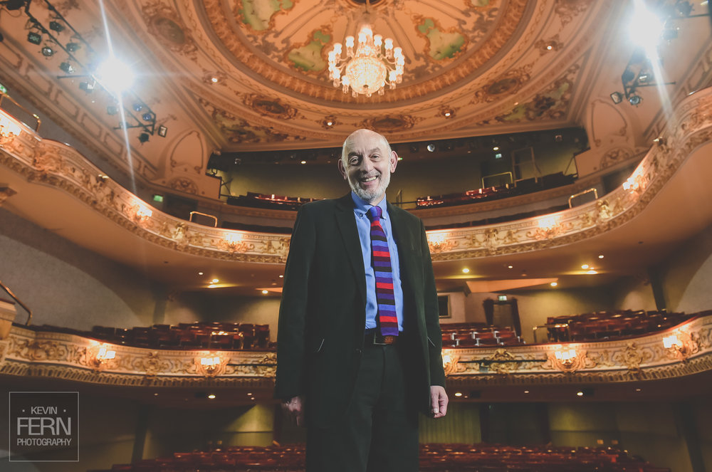 corporate business portrait photography at the everyman theatre cheltenham