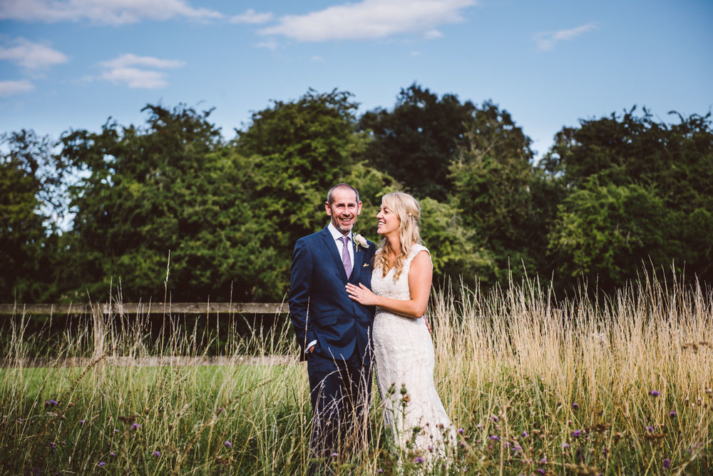 Garden Wedding Reception, Reading, Berkshire