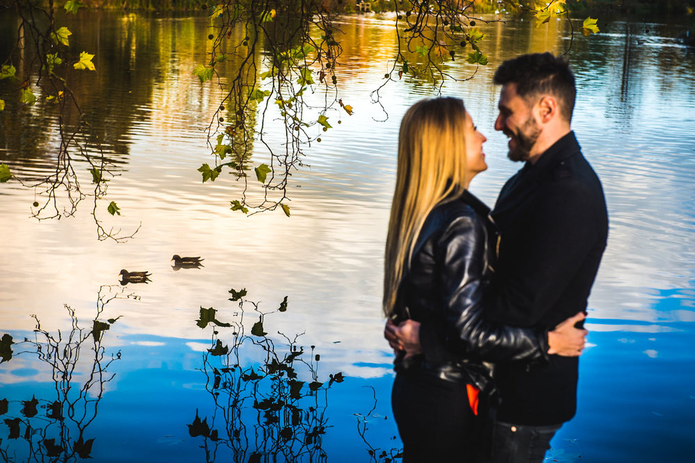 KYLIE & MATT  - COTSWOLDS PRE WEDDING SHOOT