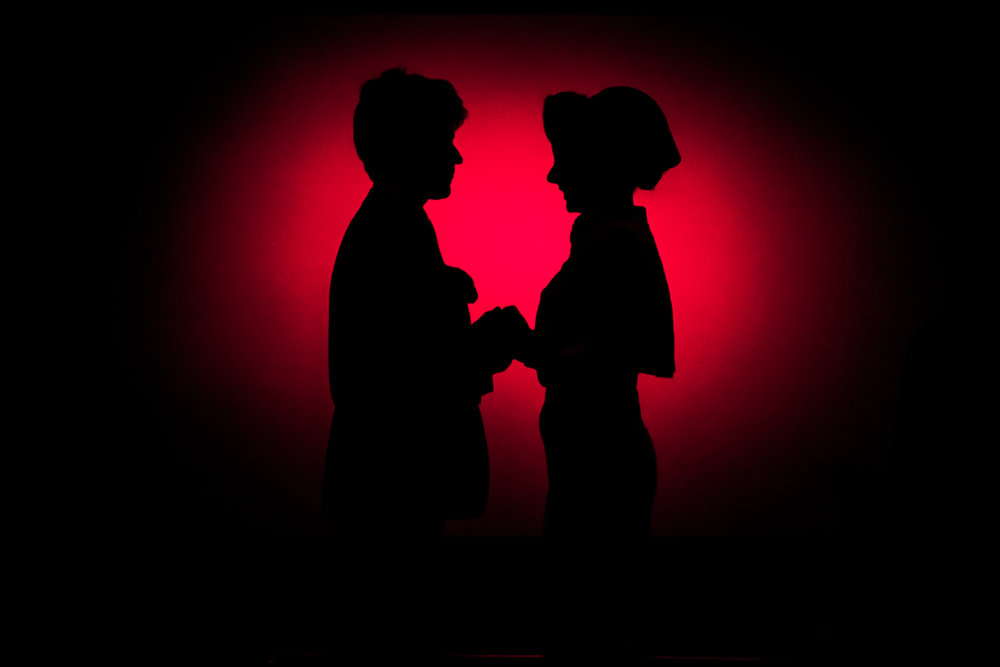 Vintage Silhouette at the Electric Cinema