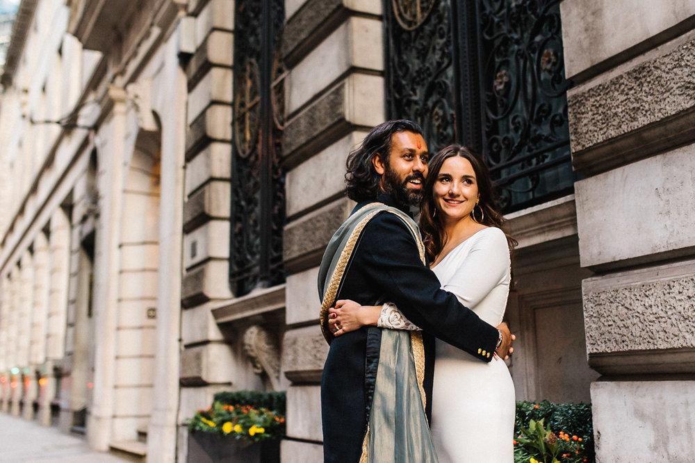 DONNA & VIkesh - SPECTACULAR INDIAN WEDDING AT MERCHANT TAYLORS HALL,LONDON