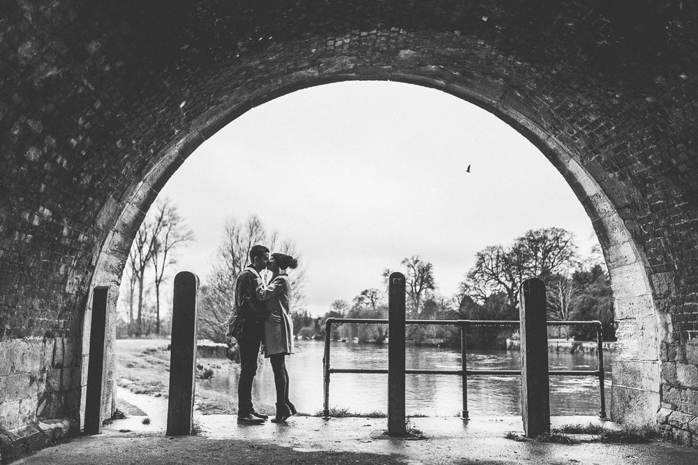 WALLINGFORD ENGAGEMENT
