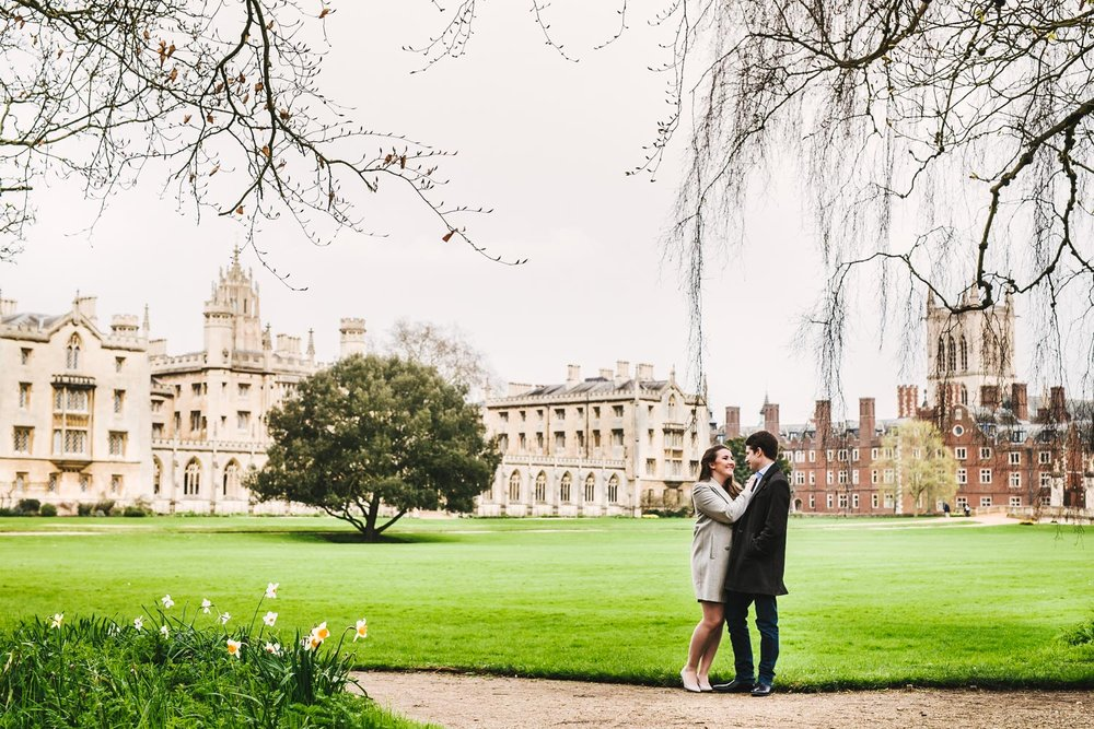 CAMBRIDGE UNIVERSITY PRE WEDDING