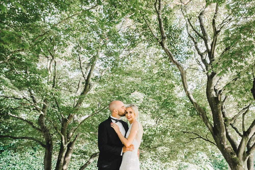 STYLISH HAMPTON MANOR WEDDING