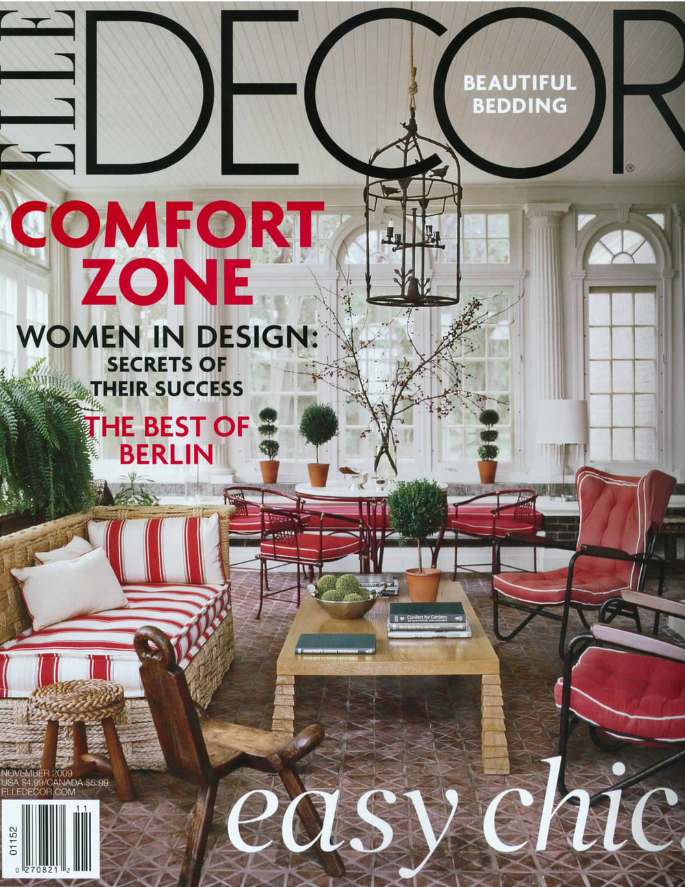 November 2009 Elle Decor Cover.jpg