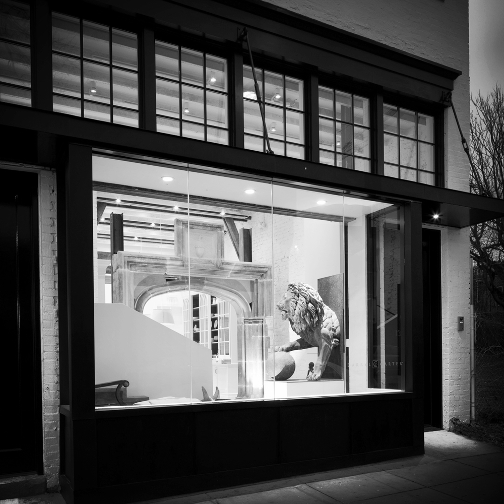 DARRYL CARTER BOUTIQUE. WASHINGTON DC. PHOTO BY GORDON BEALL.