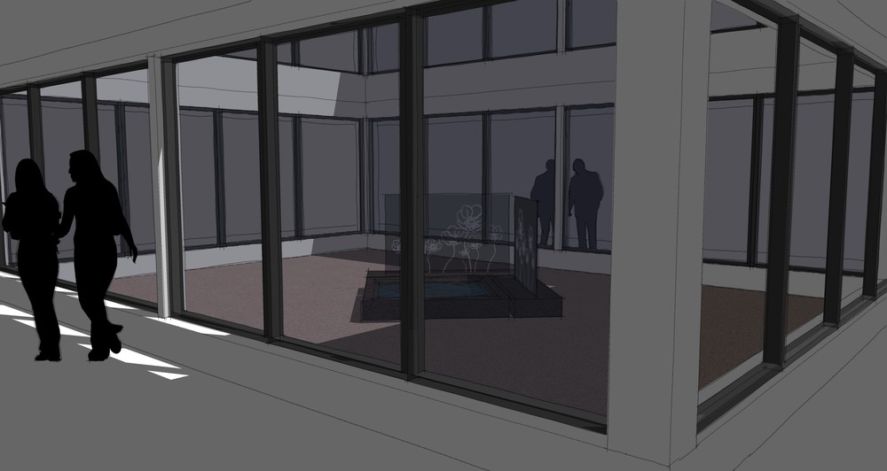 Atrium, Karlstads sjukhus