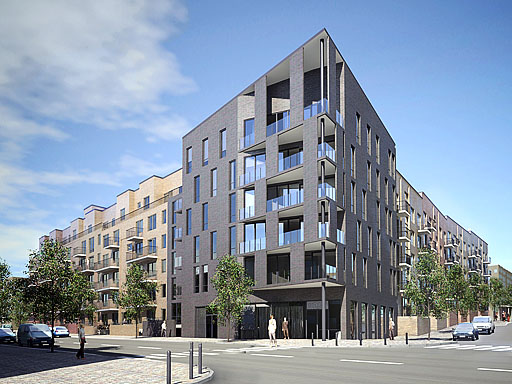 Kvarterat Ursvik, Stockholm