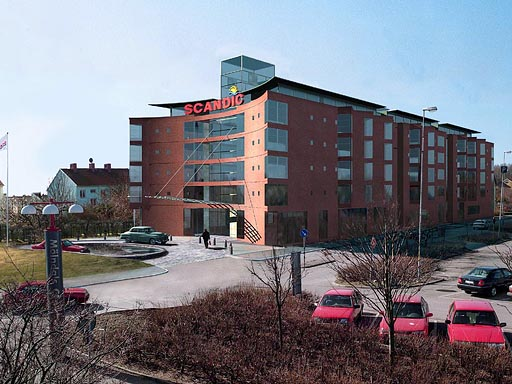 Scandic Hotel i Mölndal