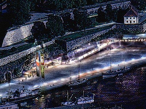 Förslag på operahus i Oslo