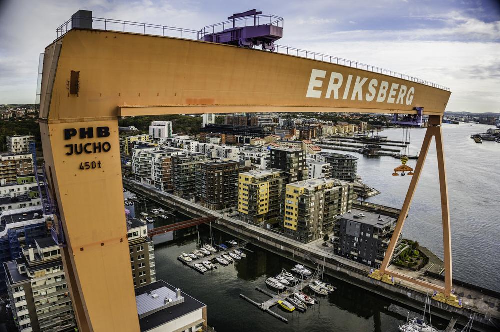Eriksbergskranen