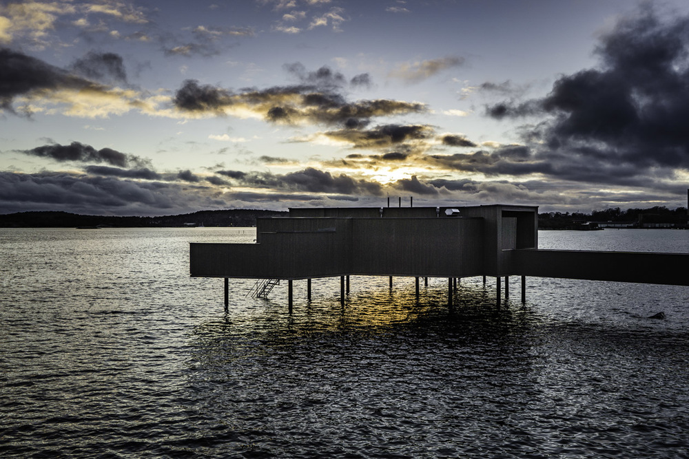 Kallbadhuset i Karlshamn