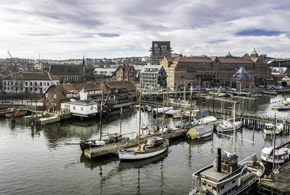 Sjömagasinet, Göteborg
