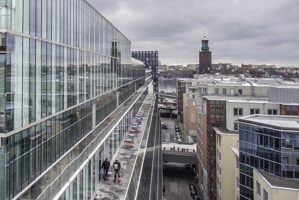 Fasadundersökning i Stockholm