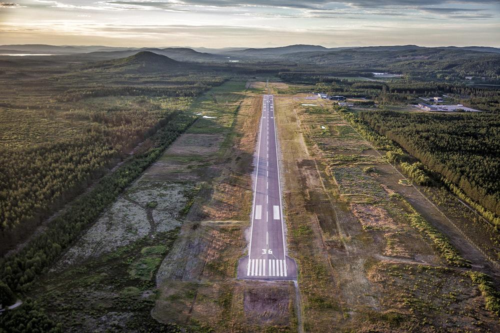 Hagfors flygplats