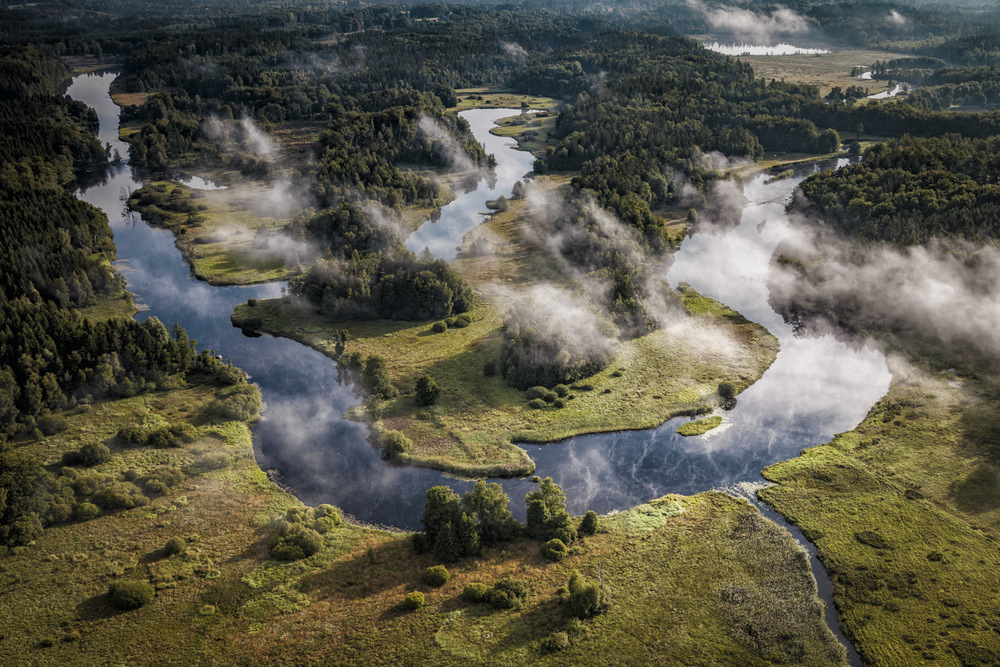 Vattenvägar i Göingebygden