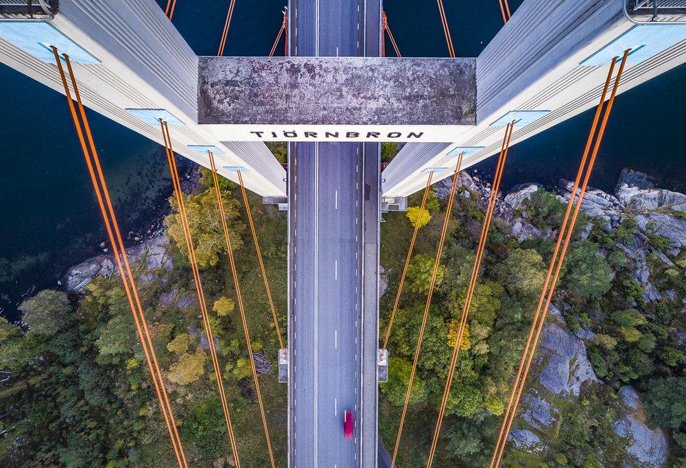 Tjörnbron