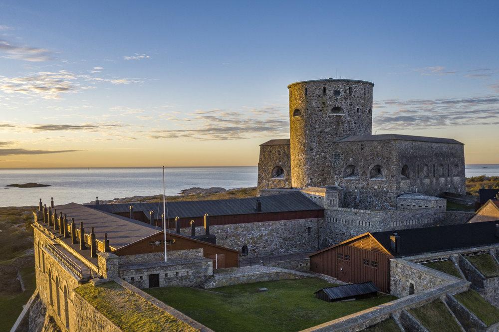 Karlstens fästning på Marstrand
