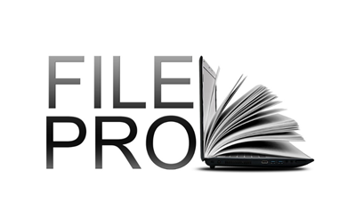 FILEPRO.  FilePro analyse business processes, provide support in all areas of management and work with a range of state-of-the-art solutions.  www.filepro.co.za