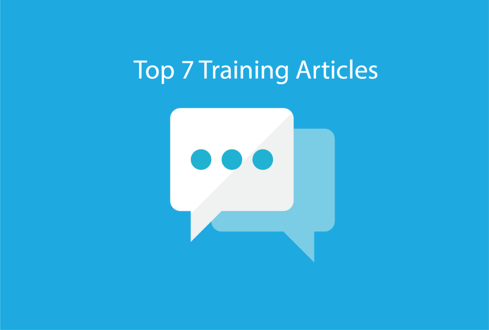 Discover the Top 7 Training Articles You Need to Check Out