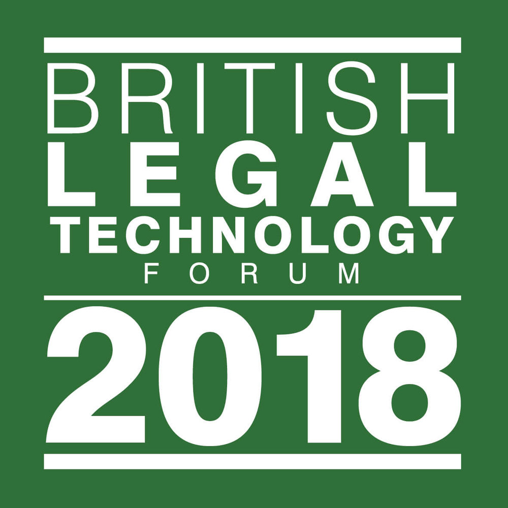 Bundledocs are proud sponsors at the British Legal Technology Forum 2018 in London