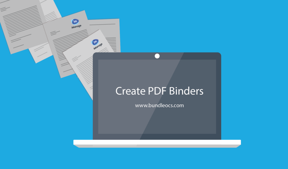 Bundledocs seamless integration with iManage DMS makes document preparation simple.