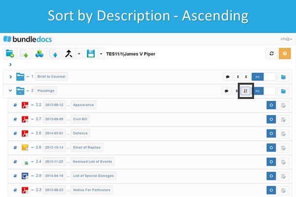 Bundledocs_Sort_Documents_By_Description_Ascending.png