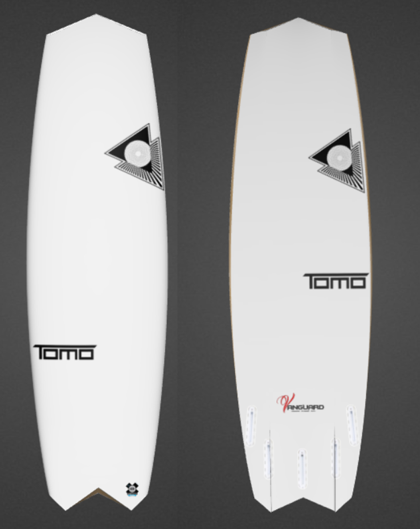 Firewire Tomo Vanguard Board