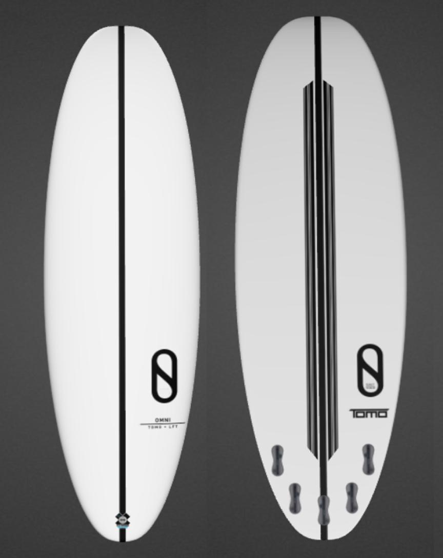 Firewire Slater Design Omni Board
