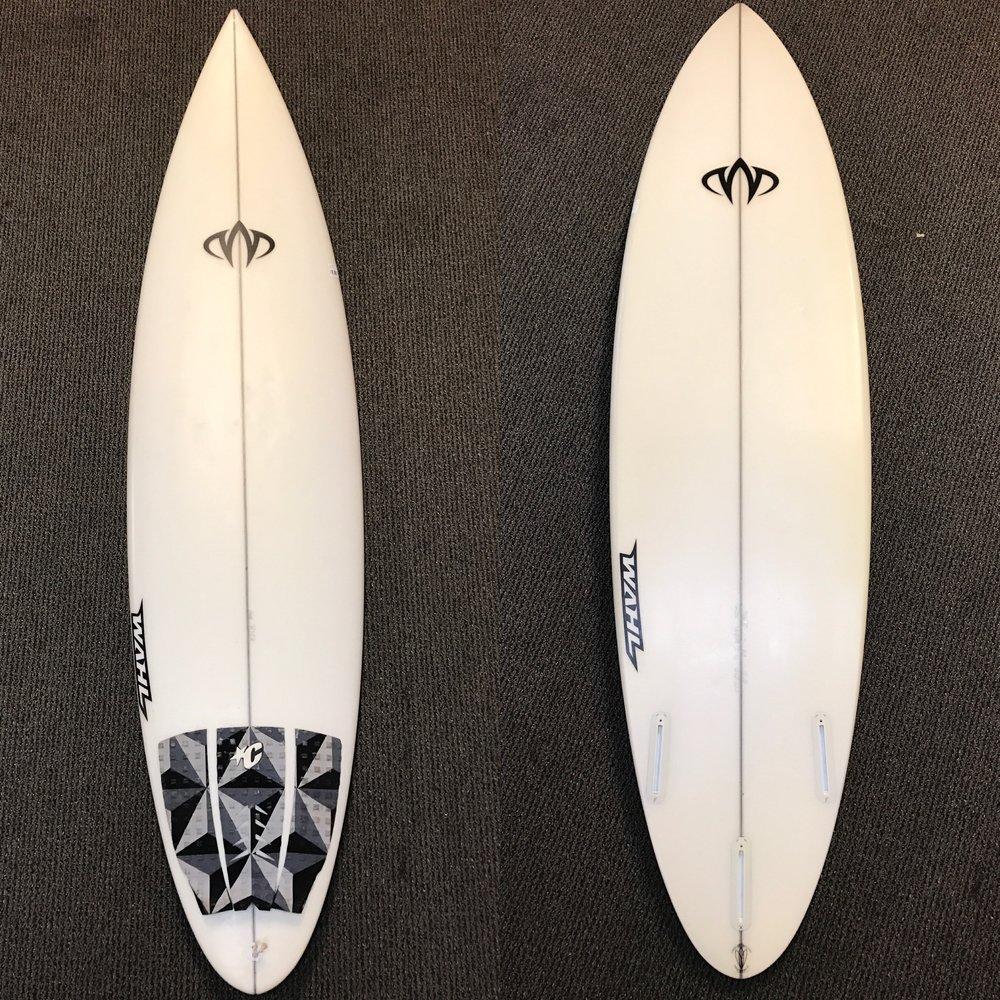 6'8 WAHL - $325
