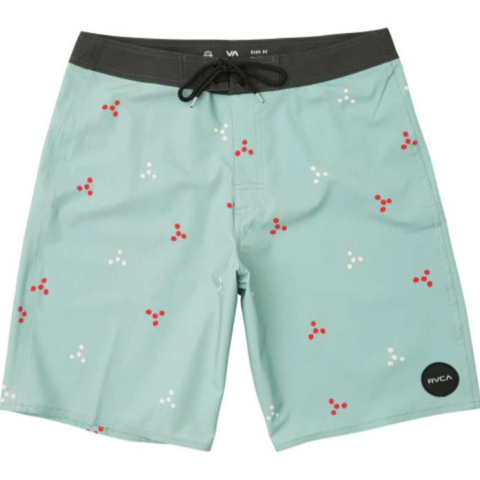 RVCA Middle Trunk                        Grey Mist                                         $50