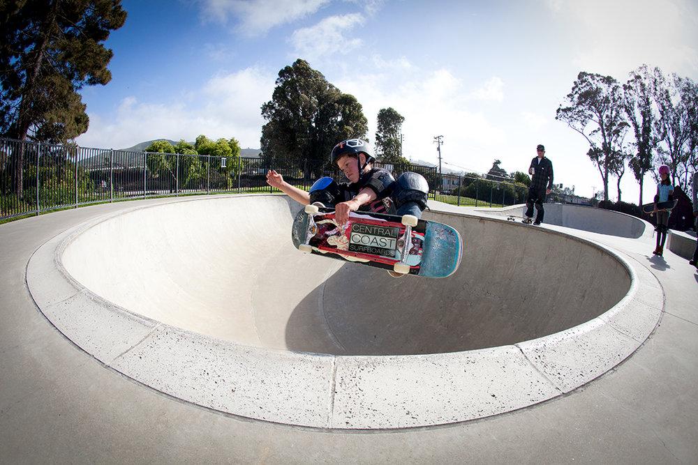 Micah Acosta Skate Team