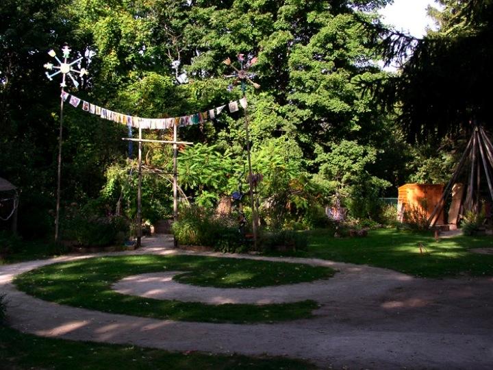 Healing Gardens — ARTery Arts and Health Society: Accessible Arts ...