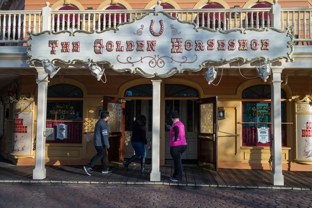Golden Horseshoe golden hour?