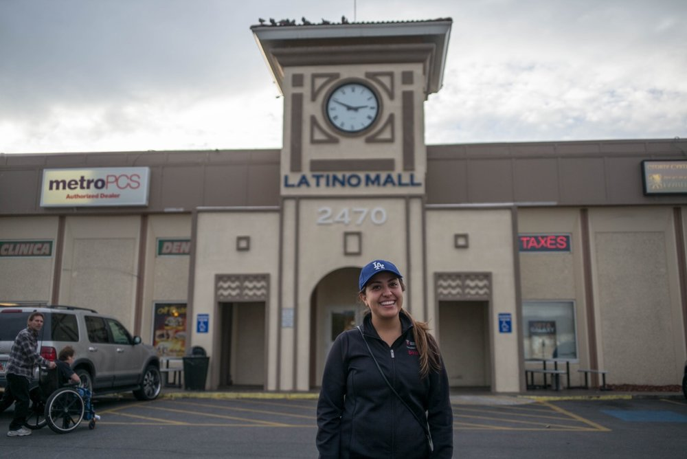 Latina. Mall.