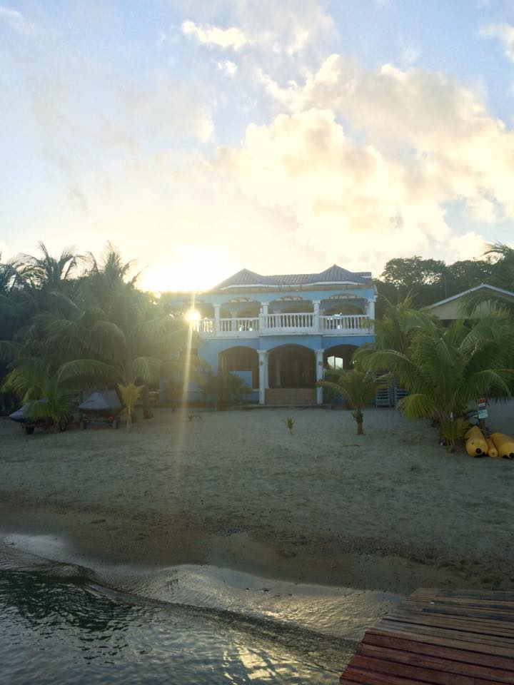 Mornings at Casa Isabella couldn't get any more spectacular!