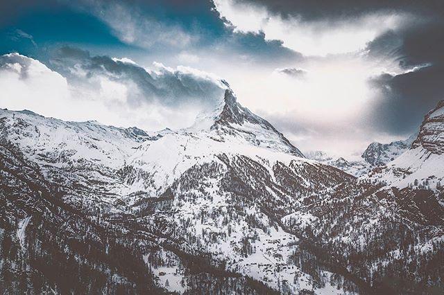 matterhorn | zermatt | 2019⠀ ⠀