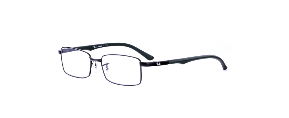 RAY BAN (Negro/Gris) RX8667