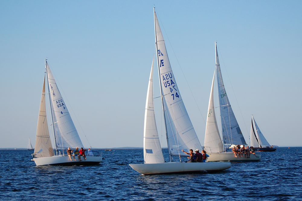 Kids and keelboats racing in Rockland! DSC_0435.JPG