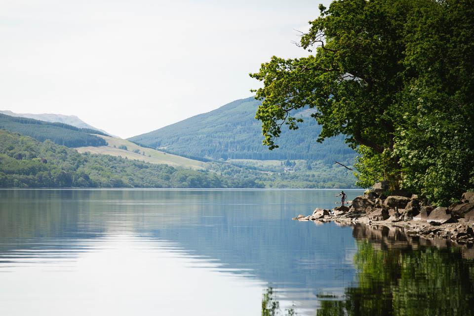 Loch Earn, Scotland