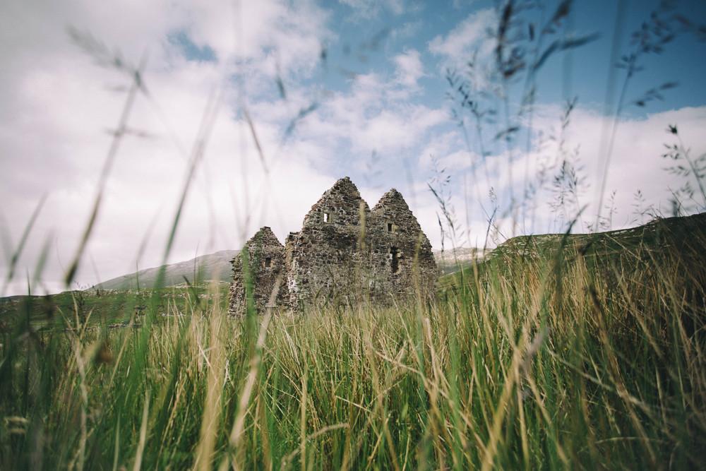 Ardvreck Castle Monastery