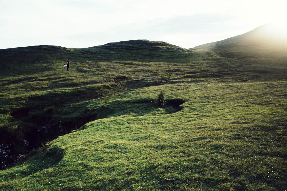 Golden Sun, Scotland