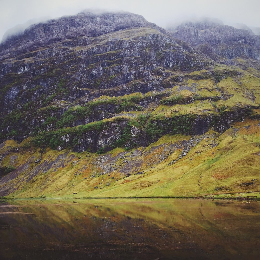 Glencoe, Scotland, iPhone 6